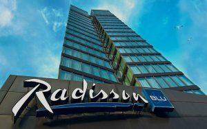 სასტუმრო რადისონ ბლუ